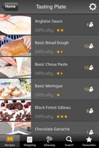 app tasting plate