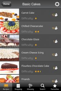 basic cakes