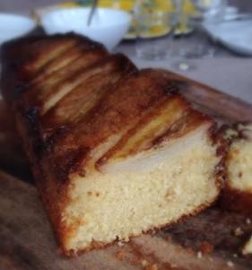 banane cake
