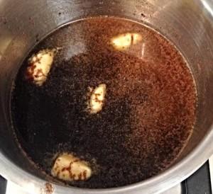 bruine suiker karamel